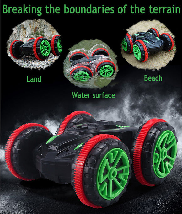 4WD Floating Stunt RC Car - Save and Shop Collections
