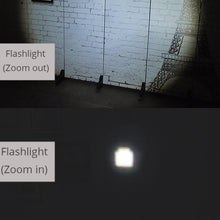 Load image into Gallery viewer, 10000 Lumens Zoomable Tactical LED Flashlight - Save and Shop Collections