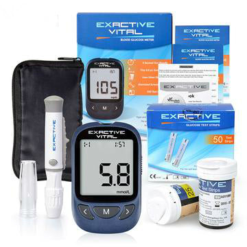 Blood Glucose Meter - Save and Shop Collections