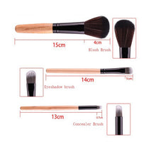 Load image into Gallery viewer, Makeup Brush Set - Save and Shop Collections