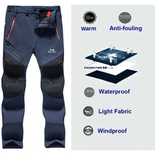 Load image into Gallery viewer, SoftShell Waterproof Winter Pants - Save and Shop Collections