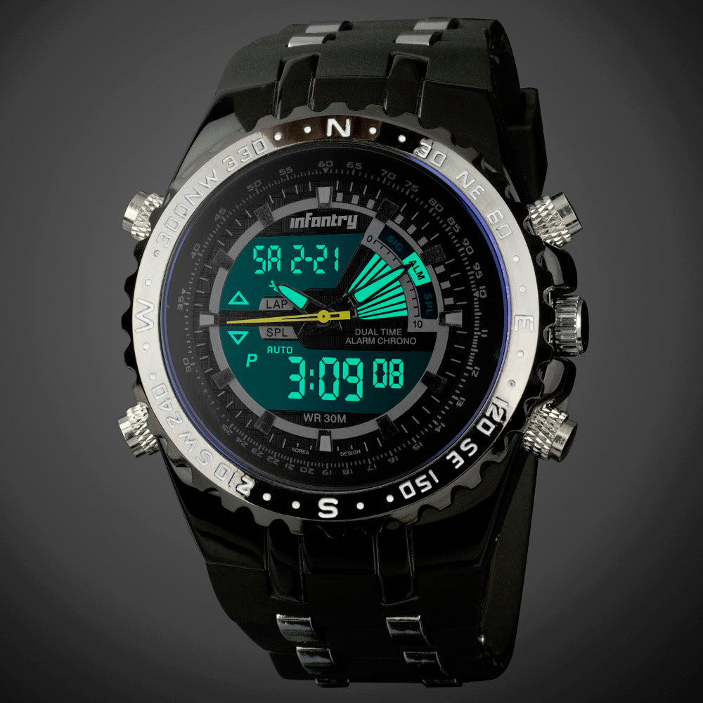 Genuine INFANTRY LED Sports Watch - Save and Shop Collections