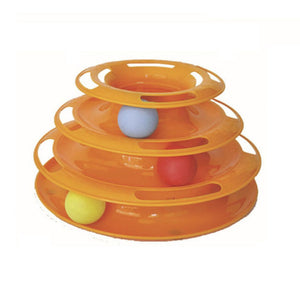 Crazy Ball Disk Pet Toy - Save and Shop Collections