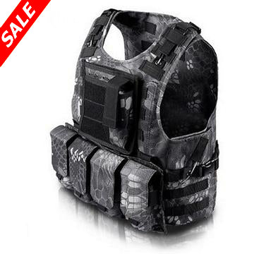 Tactical Multi Pocket Vest - Save and Shop Collections