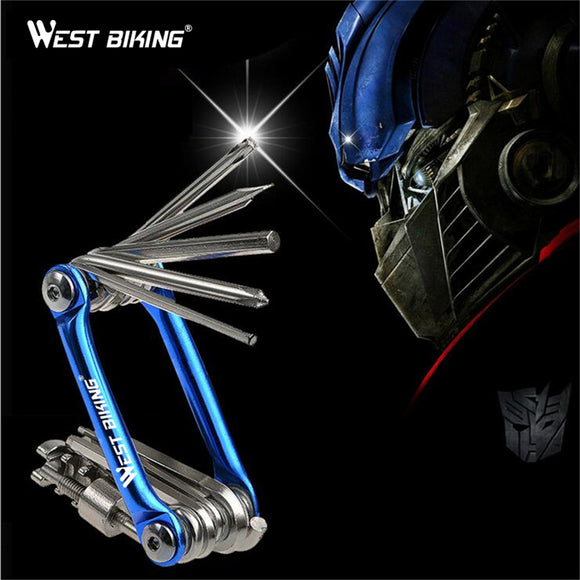 Portable Multi Function Bicycle Tool