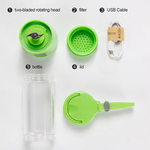 Load image into Gallery viewer, Portable USB Juicer Bottle Blender - Save and Shop Collections