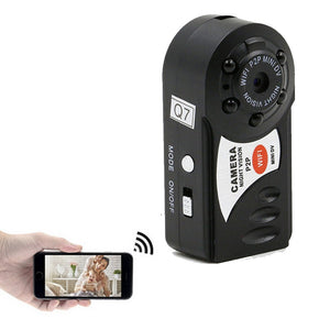 Mini Wifi Night Vision Camcorder - Save and Shop Collections
