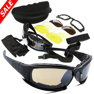 Polarized X7 Tactical Military Goggles - Save and Shop Collections