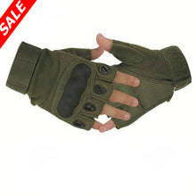 Load image into Gallery viewer, Tactical Fingerless Gloves - Save and Shop Collections