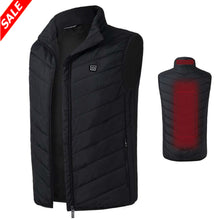 Load image into Gallery viewer, Electric Heated Thermal Vest - Save and Shop Collections