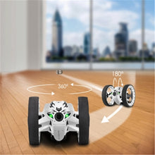 Load image into Gallery viewer, New RC Car Bounce Car Remote Control Toys RC Robot 80cm High Jumping Car Radio Controlled Cars Machine LED Night Toys Kids Gifts