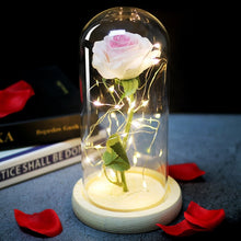 Load image into Gallery viewer, Enchanted LED Rose