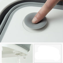 Load image into Gallery viewer, Foldable Multi-Function Chopping Board