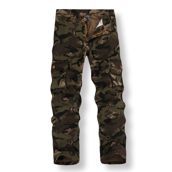 Men Tactical Military Camouflage Trouser - Save and Shop Collections