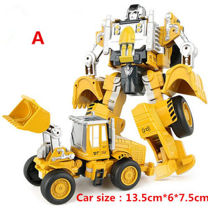 2 in 1 Transformation Car Robot - Save and Shop Collections