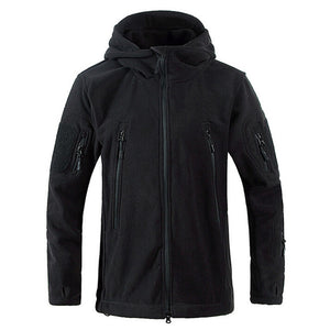 Tactical Softshell Fleece Jacket - Save and Shop Collections