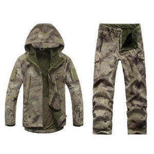 Tactical Jacket with Pants - Save and Shop Collections