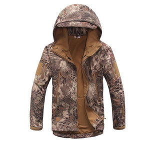 Shark Skin Soft Shell Tactical Jacket - Save and Shop Collections