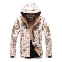 Load image into Gallery viewer, Shark Skin Soft Shell Tactical Jacket - Save and Shop Collections