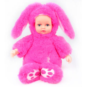 Reborn Baby Rabbit/Bear Plush Doll - Save and Shop Collections