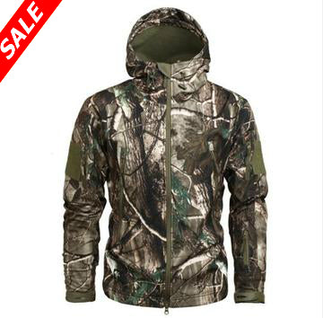 Tactical Sharkskin Softshell Jacket - Save and Shop Collections