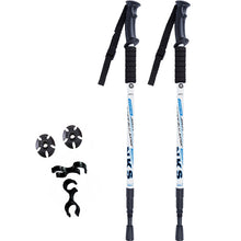 Load image into Gallery viewer, Anti Shock Nordic Trekking Poles - Pack of 2 poles - Save and Shop Collections