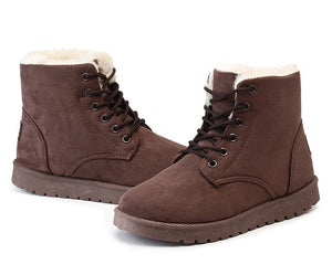 Classic Women Winter Boots - Save and Shop Collections