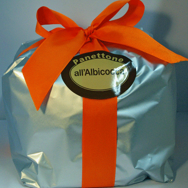 Panettone all'Albicocca