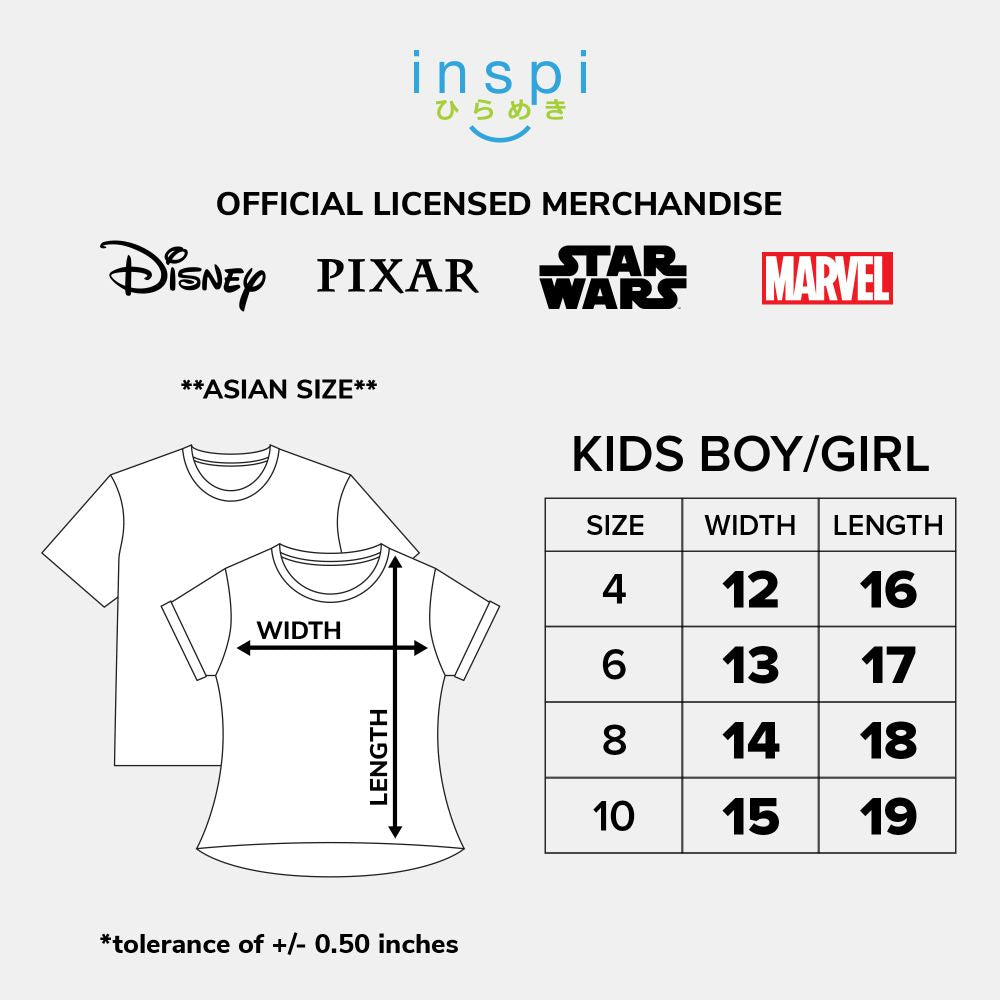 Disney Cars LMQ 95 Tshirt in Acid Cyan for Boys Inspi Shirt