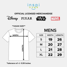 Load image into Gallery viewer, Star Wars Low Poly Logo Graphic Tshirt in White for Men and for Women Inspi Shirt
