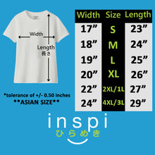 Load image into Gallery viewer, INSPI Tees Ladies Loose Fit Strawberry Milktea Graphic Tshirt in Sorbet