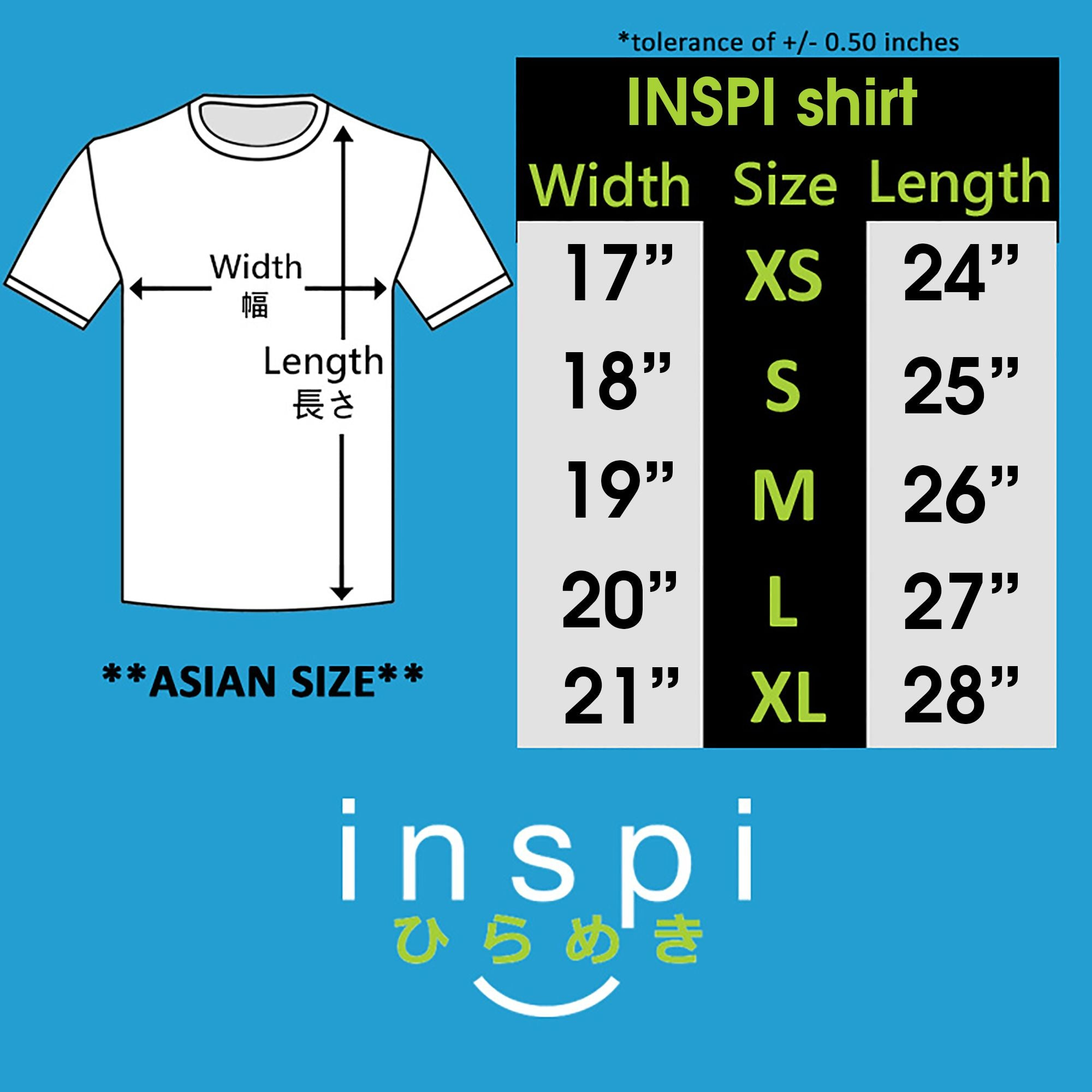 INSPI Shirt God Mighty Graphic Shirt in White