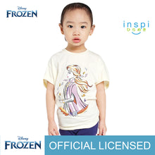 Load image into Gallery viewer, Disney Frozen Anna Tshirt in Creamy White for Girls Inspi Shirt