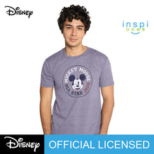 Load image into Gallery viewer, Disney All Star 1928 Graphic Tshirt in Light Gray For Men Inspi Tee