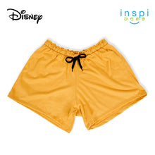 Load image into Gallery viewer, Disney Mickey Mouse Ladies Comfies Coords tshirt pambahay shorts in Yellow loungewear