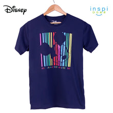 Load image into Gallery viewer, Disney Line Spectrums Graphic Tshirt in Navy Blue For Men Inspi Tee