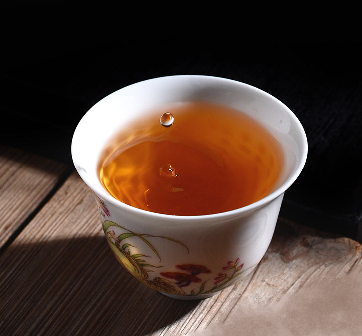 What are the flavor of Wuyishan Tongmuguan Black Tea?