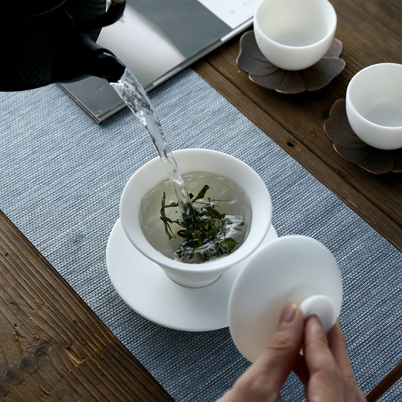 Why is the tea you brewing so bitter and astringent?