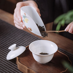 """Bitterness and astringency"", it is the nature of tea after all, or the failure of brewing?"
