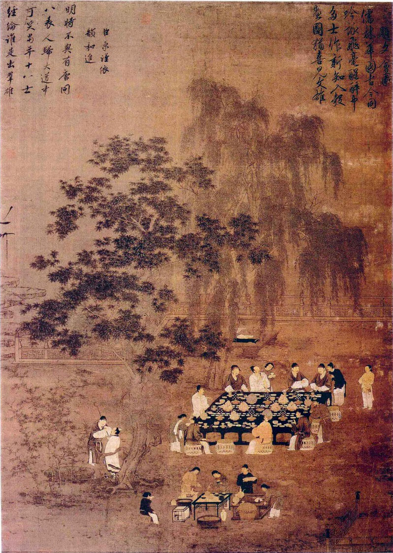 Song Dynasty Tea Ceremony
