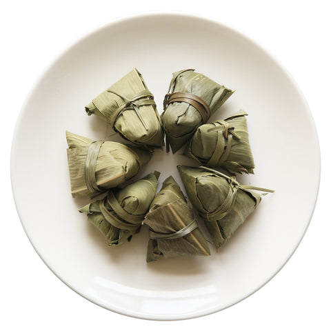 Black Tea Dragon Boat Festival Zongzi Tea 6±1g/piece