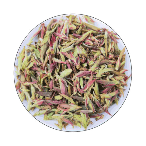 Yunnan Ancient Tree Wild Purple Bud Raw Tea 2021 Spring Tea