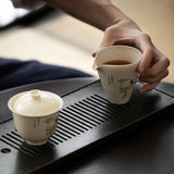 Plant Wood-ash Fair Cup of Tea Haifen Tea Maker Tea Leaking Cup Kung Fu Tea Set Dagong Cup Even Cup