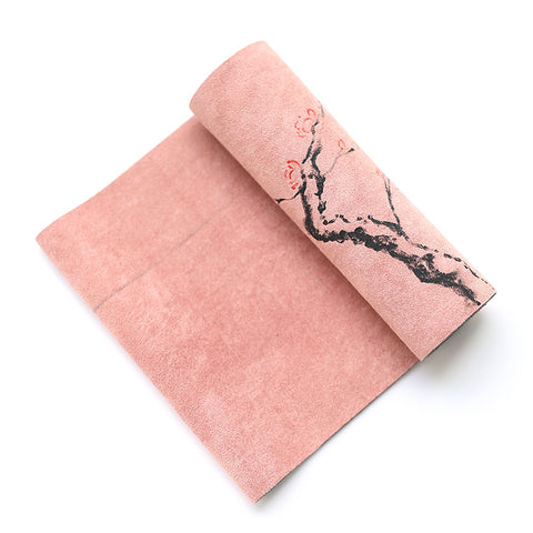 Deer Velvet Tablecloths Tea Ceremony Waterproof Pad