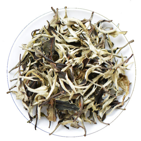 Ancient tree moonlight white 2019 spring tea moonlight beauty white peony loose tea