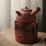 Charcoal Stove Electric Wire Stove Tea Maker Dual-purpose Tea Stove Kung Fu Tea Stove