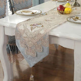 European style modern minimalist light luxury American style new Chinese style coffee table tablecloth art coffee table bunting cloth