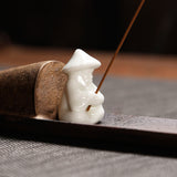 Creative Ceramic Incense Stick Holder Line Incense Arrangement Incense Stick Incense Ceremony Accessories