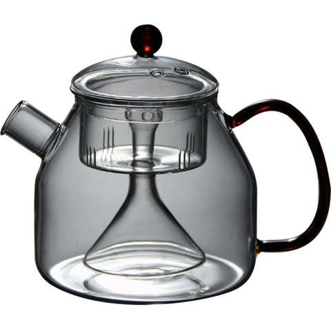 Electric Ceramic Stove Heating Kettle Steam Teapot