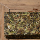 Fuding White Tea 2017 Alpine White Dew Cold Tea 250g Tea Brick
